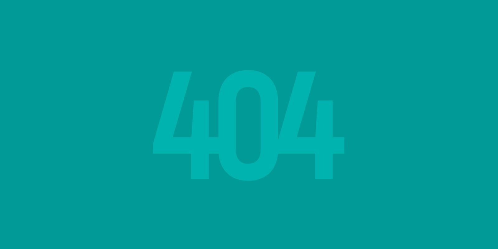404 •