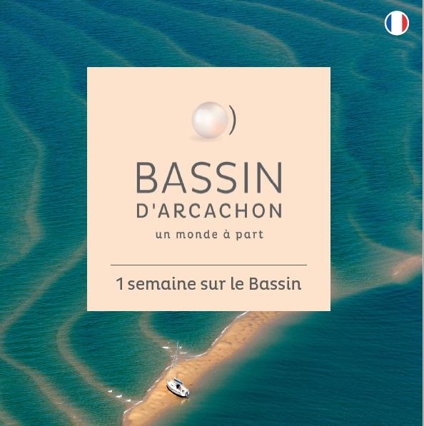 1 semaine de vacances sur le Bassin d'Arcachon •