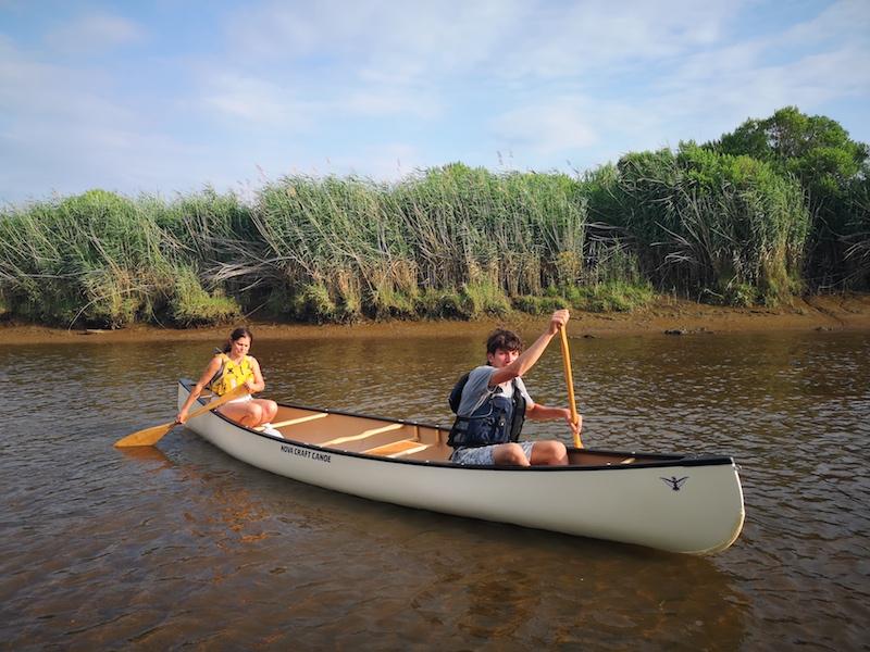 FL'eau, itinérance canoë camping et vélo cabane - Selon la formule canadienne le