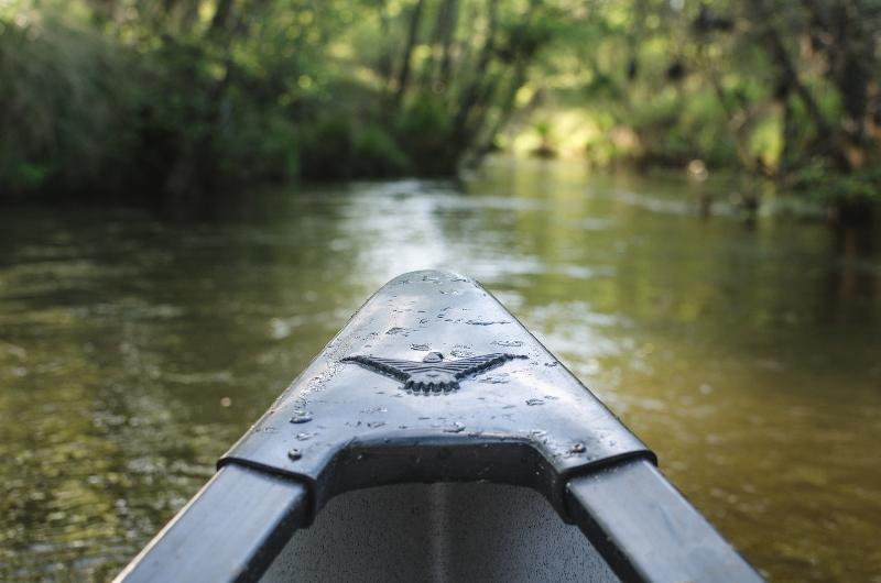 FL'eau, itinérance canoë camping et vélo cabane