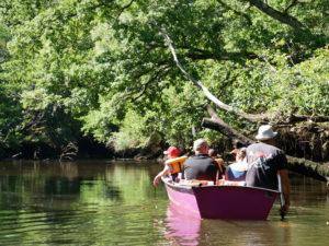 Sortie en galupe avec Lou Batel'Eyre - Agenda Nature du Teich