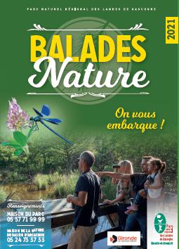 Balades nature du PNRLG - 2021 •