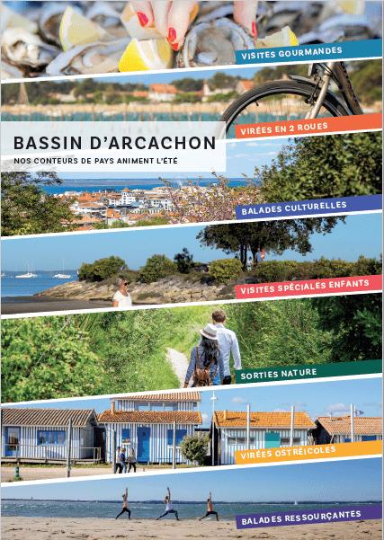 Nos conteurs de Pays animent le Bassin d'Arcachon •