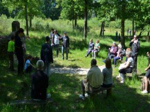 A pas perdus sur les rives de la Leyre - Agenda Nature du Teich