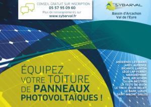 Permanence d'informartion sur  le photovoltaïque - Agenda  Office de Tourisme Le Teich
