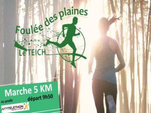 ANNULE – Les Foulées des Plaines - Agenda Sports et loisirs Office de Tourisme Le Teich